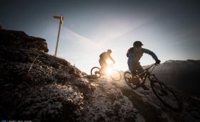 Изживейте 54-часово вело приключение в Швейцарските Алпи. Галерия