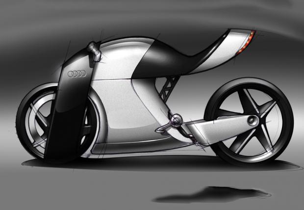 Audi RR Concept Bike
