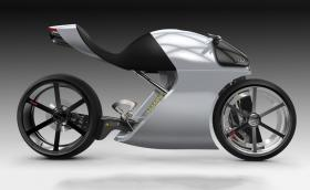 Когато Audi R8 се прероди в мотоциклет: Audi RR Concept Bike