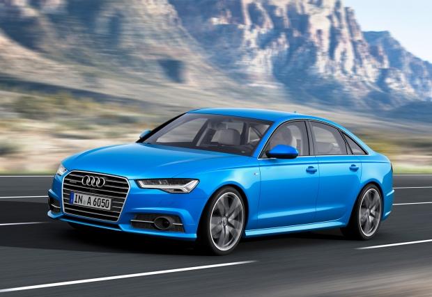 """04. Audi A6. Това е може би най-голямата изненада тук, защото автомобилът създава по-скоро квадратно впечатление, отколкото """"Аз имам супер аеро!"""". Въпреки лукса и визията си, A6 притежава Cd 0,26 , браво. Като се комбинира и с икономичния дизел, луксознат"""