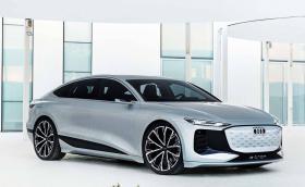 Вижте Audi A6 e-tron ден преди официалната премиера!