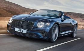 Най-бързото Bentley вече е без покрив!