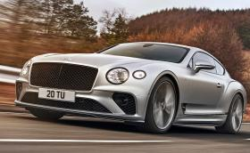 Това е новото Bentley Conti GT Speed с W12