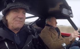 Вижте как Ник Мейсън вози Брайън Джонсън в своето Ferrari 250 GTO (Видео)