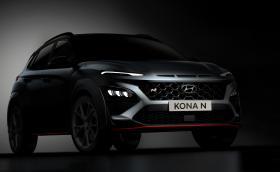 Hyundai Kona N идва с 280 коня и 8-степенен автоматик