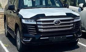 Изтекоха снимки на новата Toyota Land Cruiser J300