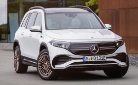 Mercedes представи EQB, петия си електрически модел