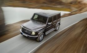 Mercedes запази името EQG за електрическата G-класа