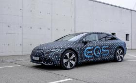 Какво знаем за Mercedes EQS дотук?