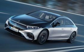 Mercedes представи EQS с мощности до 745 к.с. и пробег до 770 км