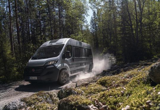 Nokian представи новата Seasonproof C - всесезонна гума за професионална упротреба по лоши пътища
