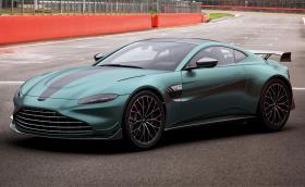 Вече е възможно да си купите колата за сигурност във Формула 1: Vantage F1 Edition