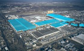 Ford инвестира 250 млн. евро на 80 км от България