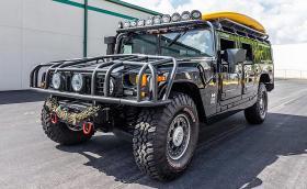 Hummer H1 от гаража на ФБР се продава на търг
