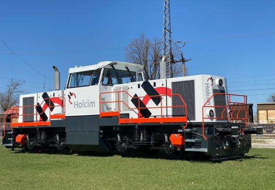 Made in BG: Това е локомотивът MDD5 от Русе!
