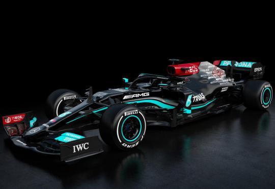 Вижте новият болид Mercedes-AMG F1 W12 E Performance