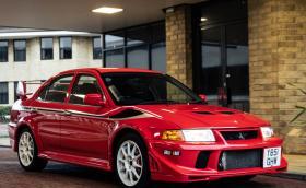 Mitsubishi разпродава музейна колекция (Галерия)