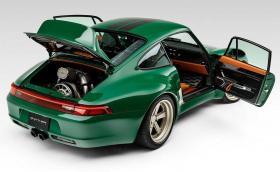 Софт порно с участието на Porsche 993