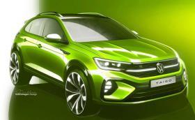 VW Taigo е осмият кросоувър на марката за Европа