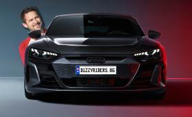 Представяме ви Audi RS e-tron GT с 646 коня! Видео