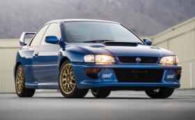 Това 1998 Subaru Impreza 22B STi е на 40 хил. км. Продават го за най-малко 260 хил. лв.!