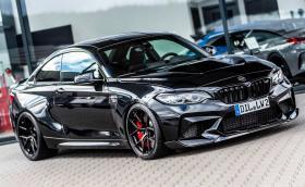 LIGHTWEIGHT Finale Edition е дяволско BMW M2 Competition със 740 коня