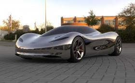 Българин създаде Audi Avus Zwei Concept (Галерия)