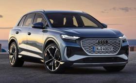 Q4 e-tron е поредното електрическо Audi