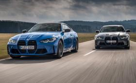 BMW M3 и М4 получиха xDrive. Ускоряват от 0-100 за 3,5 секунди