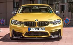 Това BMW M3 e като чисто ново и се продава. С малки бъбреци е, искат му 120 хил. лв.