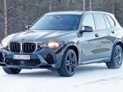 Снимаха бъдещото BMW X5 M без камуфлаж (Галерия)