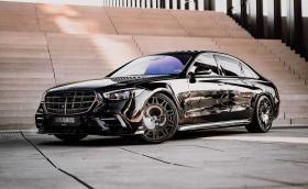 Brabus 500 е струваща 293 000 евро S-класа W223 (Галерия)