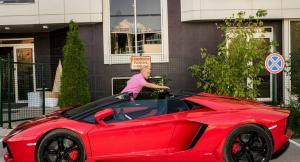 Наистина ли откраднаха Lamborghini-то на Ивайло Пенчев?