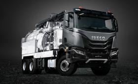 T-Way е новият хардкор камион на Iveco, който иска да бъде… малтретиран