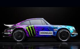Porsche 911 Safari и Subaru WRX STI са новите рали коли на Кен Блок