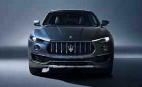 Maserati Levante Hybrid идва с 4 цилиндъра и 330 к.с.