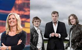 Кларксън, Хамънд и Мей отново в TopGear за специален епизод посветен на Сабине Шмитц