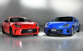 Всичко за новите Toyota GR 86 и Subaru BRZ 2022 (Галерия)