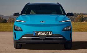 Новият електрически Hyundai Kona изглежда яко!