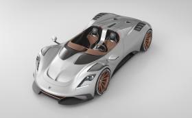 Ares S1 Spyder е италиански Corvette за 500 хил. евро
