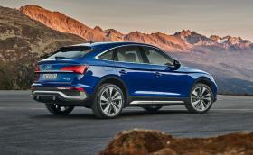 Audi Q5 вече има версия Sportback
