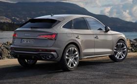 Audi е готов с SQ5 Sportback TDI с 341 к.с.