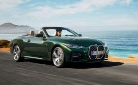 BMW Серия 4 вече е Кабрио с мек покрив