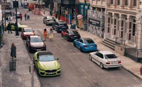 BMW М показа как е снимано видеото в София!