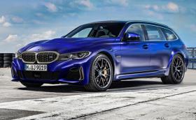 Ура! Слухове твърдят, че BMW подготвя M3 Touring