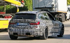Ето го BMW M3 Touring!