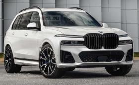 BMW, сериозно ли новото X7 ще изглежда така!?