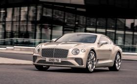 Bentley: Това е най-луксозното Conti GT