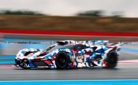 "Ново екстремно Bugatti върти обиколки на ""Пол Рикар"""