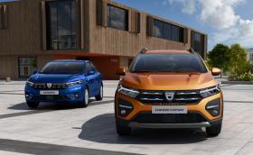 Dacia показа първи рендъри на новото Sandero